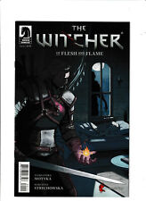 The Witcher: Of Flesh and Flame #1 NM- 9.2 Dark Horse Comics 2018