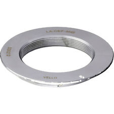 Vello M42 Mount Lens to Canon EOS Camera Adapter