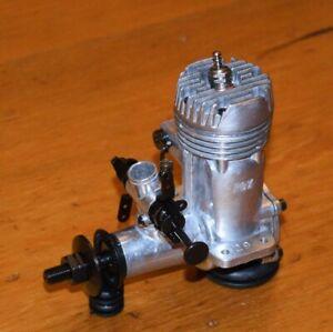 1974 Fox 29 RC model airplane engine vintage .29 radio control glow motor 4.8c