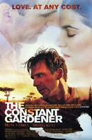 Die Constant Gardener (Zweiseitig Regulär) Original Filmposter