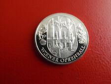 *Silber Casino Jetons Österreich 100 Schilling 1990 *Casinos Austria(Schub81)2