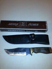 Arthur Fulmer Fulcraft Hunting Knife Japan In Box