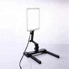 CN-T96 5600K 96PCS LED Studio Light Lamp Panel + Adjustable Arm + Bracket Stand