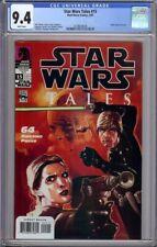 STAR WARS TALES CGC 9.4 LUKE & LEIA !