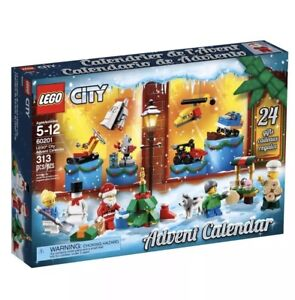 NEW 2018 LEGO City Advent Calendar 60201 FAST SHIPPING