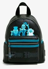 Loungefly Disney The Haunted Mansion Ride Mini Backpack Bag Hitchhiking Ghosts