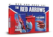 THE RED ARROWS DVD AND BOOK GIFT SET - THE STORY OF THE RED ARROWS