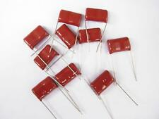 10pcs CBB CBB22 Metallized Film Capacitor 2.5uF 255J 630V