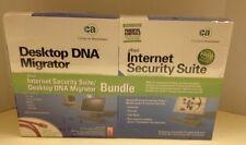 eTrust Internet Security Suite & Desktop DNA Migrator Bundle (Discontinued!)-NEW