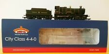 More details for bachmann 31-726 no. 3433 city of bath 4-4-0 gwr garter crest. 21 dcc ready