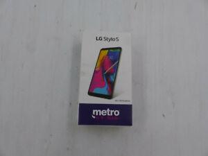 LG STYLO 5 32GB 4G LTE METRO PCS BLACKLISTED