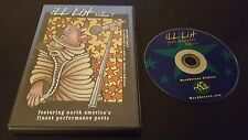 Ill List: Volume 1 (DVD) North America's Finest Performance Poets spoken word