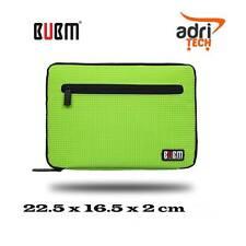 CUSTODIA TABLET HDD verde HARD DISK PORTATILE ORGANIZER iPad Air 2 3 4 mini