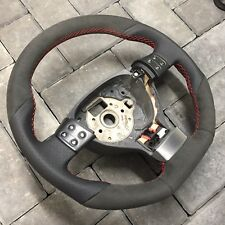 Vw Gti Flat Bottom Golf Rline Gtd R32 Steering Wheel  Mk5 Jetta Caddy