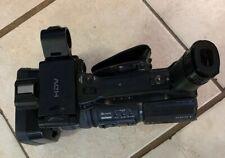 Sony Digital HD Video Camera Recorder HVR-Z50, Sharper Image Bag w/wheels