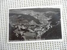 Ansichts - Karte:  Todtmoos   <<<<< Luftbild   <<<   gelaufen vor 1945