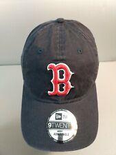 Boston Red Sox New Era Navy Blue Core Classic 9Twenty 920 Adjustable Dad Hat