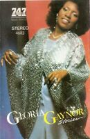 Gloria Gaynor ..  Stories. Import Cassette Tape