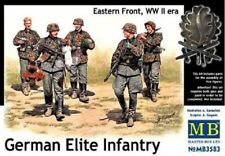 MASTER BOX™ 3583 WWII German Elite Infantry in Eastern Front FIGUREN in 1:35