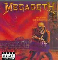 MEGADETH - PEACE SELLS...BUT WHO'S BUYING? [BONUS TRACKS] [PA] [REMASTER] NEW CD