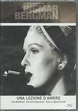 Una lezione d'amore (1954) DVD