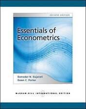 Essentials of Econometrics by Damodar N. Gujarati (Paperback, 2009)