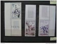 timbres France : Rugby, pelote basque, basket-ball 1956 **