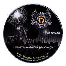 2008 Black Cat Fireworks CD Catalog. Best Pyro to buy