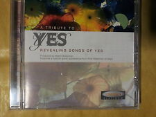 YES - REVEALING SONGS OF YES (A TRIBUTE, 2004). CD