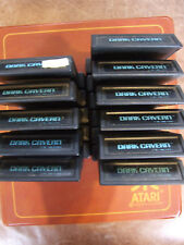 Atari 2600 región libre ofrece/combinar-Mattel M red oscura caverna