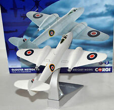 CORGI AA27402 Aviation Gloster Meteor F3 YQ-Q, 616 Squadron 1:72 Ltd Edition