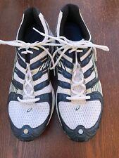 ASICS Men's Size 13 Euro 48 Gel Nimbus TN635 Blue Silver Running Shoes X Trainer