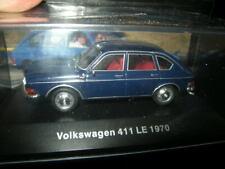 1:43 Ixo VW 411 LE 1970 blau/blue in VP