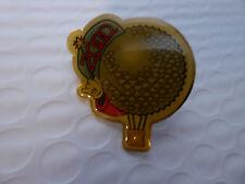 Disney Trading Pins 2609 Spaceship Earth Millennium Balloon press pin