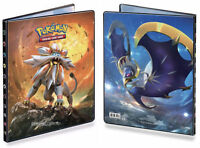 9 Pocket x 10 Page Folder Pokemon Portfolio Storage A4 Album