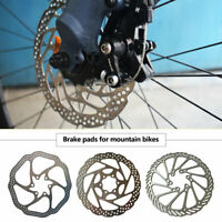 2020 Cycling MTB Bike Bicycle Stainless Steel Brake Disc Rotor 6 Bolts 160mm