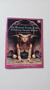 The Pleasure Prison of the B'thuvian Demon Whore