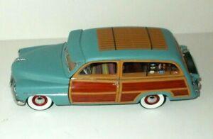 Danbury Mint 1/24 Scale 1949 Mercury Surf Woody