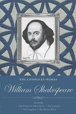 Complete Works of William Shakespeare (Wordsworth Special Editions)-ExLibrary