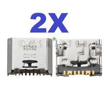 2X Samsung Galaxy Tab E SM-T377V T377P T377A USB Charging Port Dock Connector