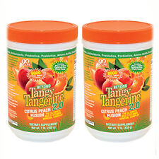 Beyond Tangy Tangerine Twin Pack - 2x 480g Multivitamin No PO Box  Exp. Sep 2021
