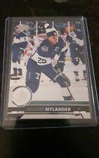 2017/18 Upper Deck Series One #176 William Nylander Toronto Maple Leafs Star
