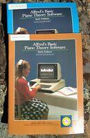 Alfred's Piano Music Course Atari ST/STE New