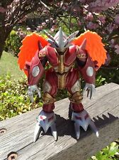 Bandai Digimon Burninggreymon Action Figure 2002