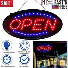 LED Business Signs for sale | eBay