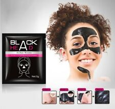 1x Black Face Mask Head Remover Beauty Nose Pore Cleanse Skin Brightening Tool
