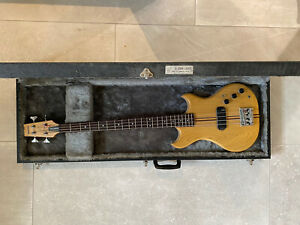 Westone Thunder 1A  Active Bass Guitar 1986 Great Condition
