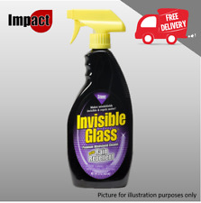 Clean & Repel Invisible Glass Window Cleaner Cleaning Car HGV Rain Repellant