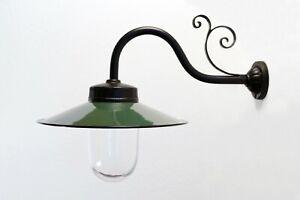 Hoflampe Außenleuchte Gartenlampe historische Außenlampe Wandlampe Modell Ziller
