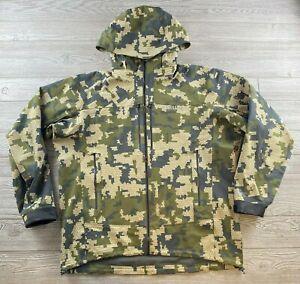 KUIU rain jacket mens XXXL Full Zip Hooded, Lightweight Verde Yukon Jacket?